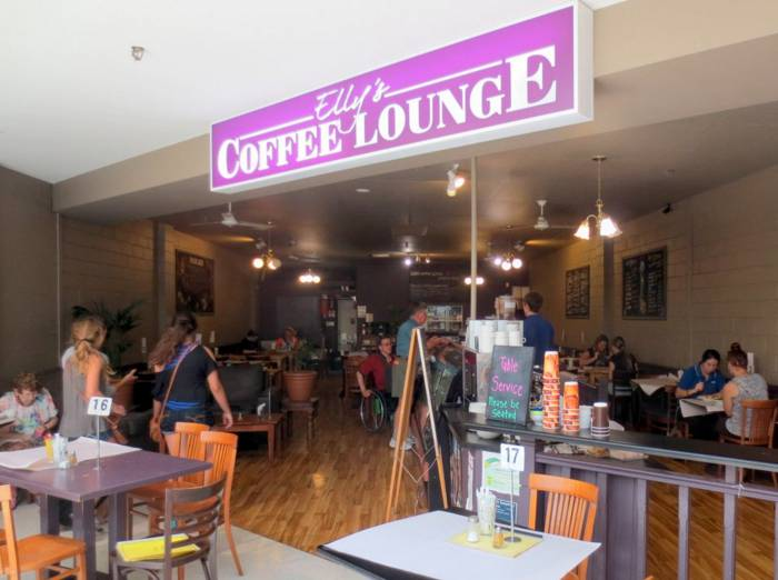 Ellys Coffee Lounge - Tourism Cairns