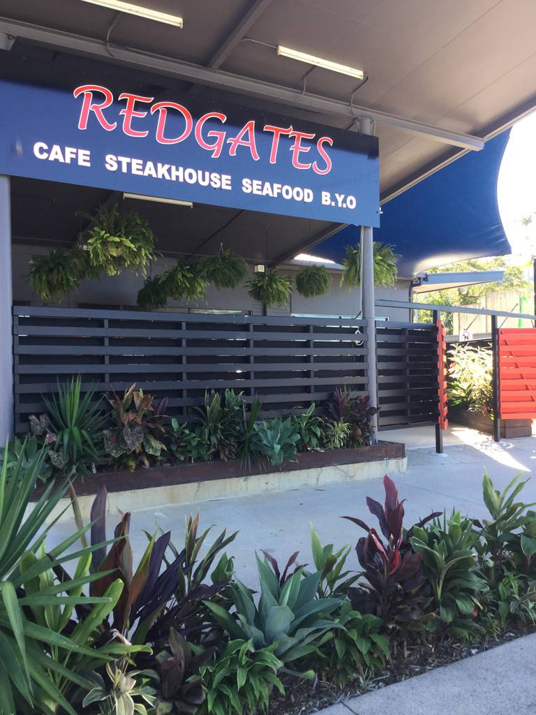 Redgates Caf Steakhouse Seafood - Tourism Cairns