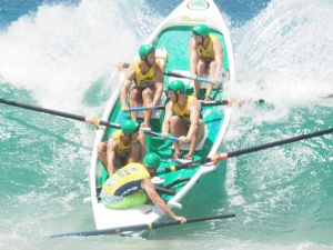 Australian Surf Rowers League Open - Tourism Cairns