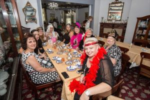 Bygone Beauty's Traditional High Tea Supreme for Good Food Month. - Tourism Cairns