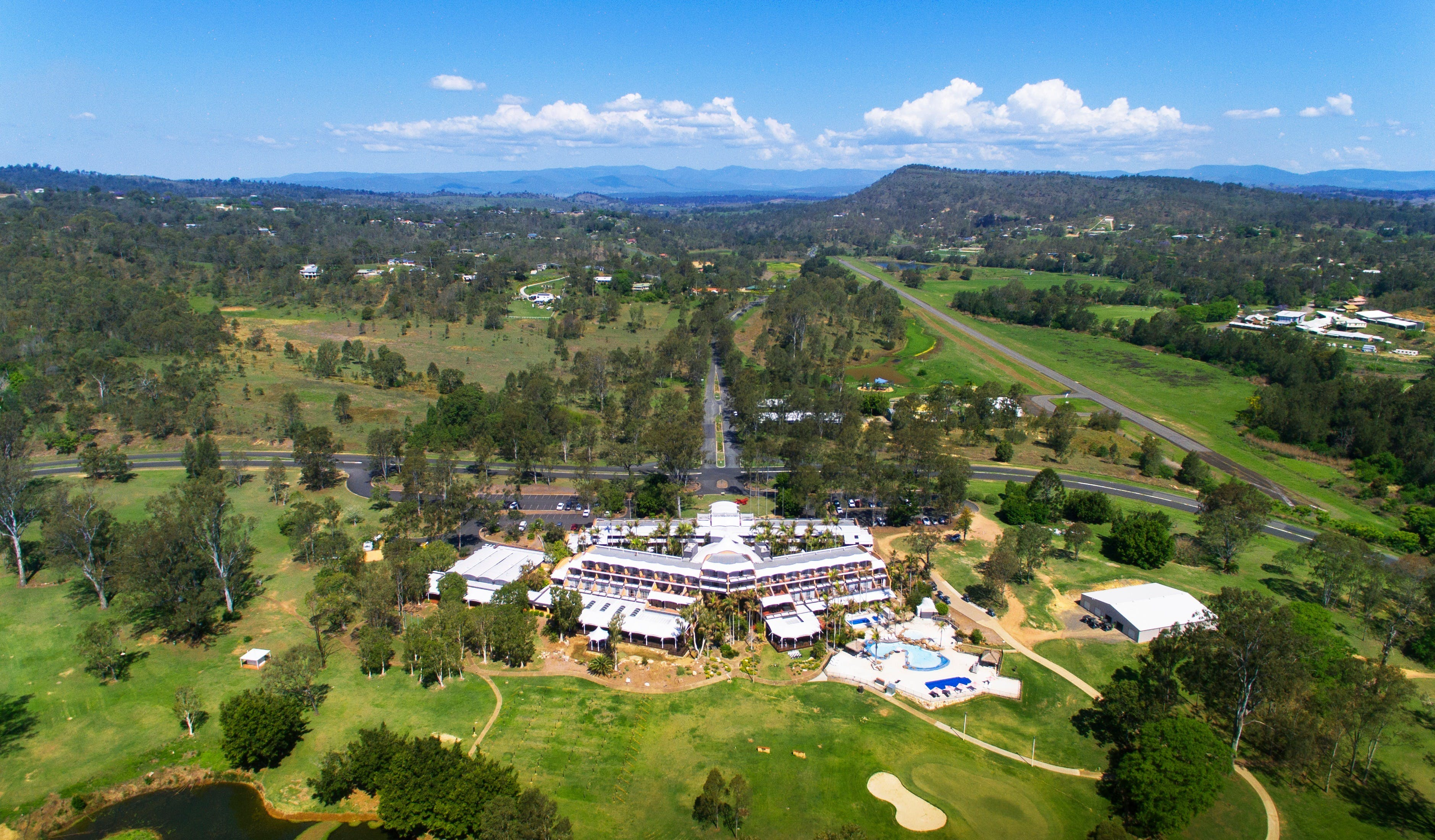 Christmas In July at The Kooralbyn ValleyResort - Tourism Cairns