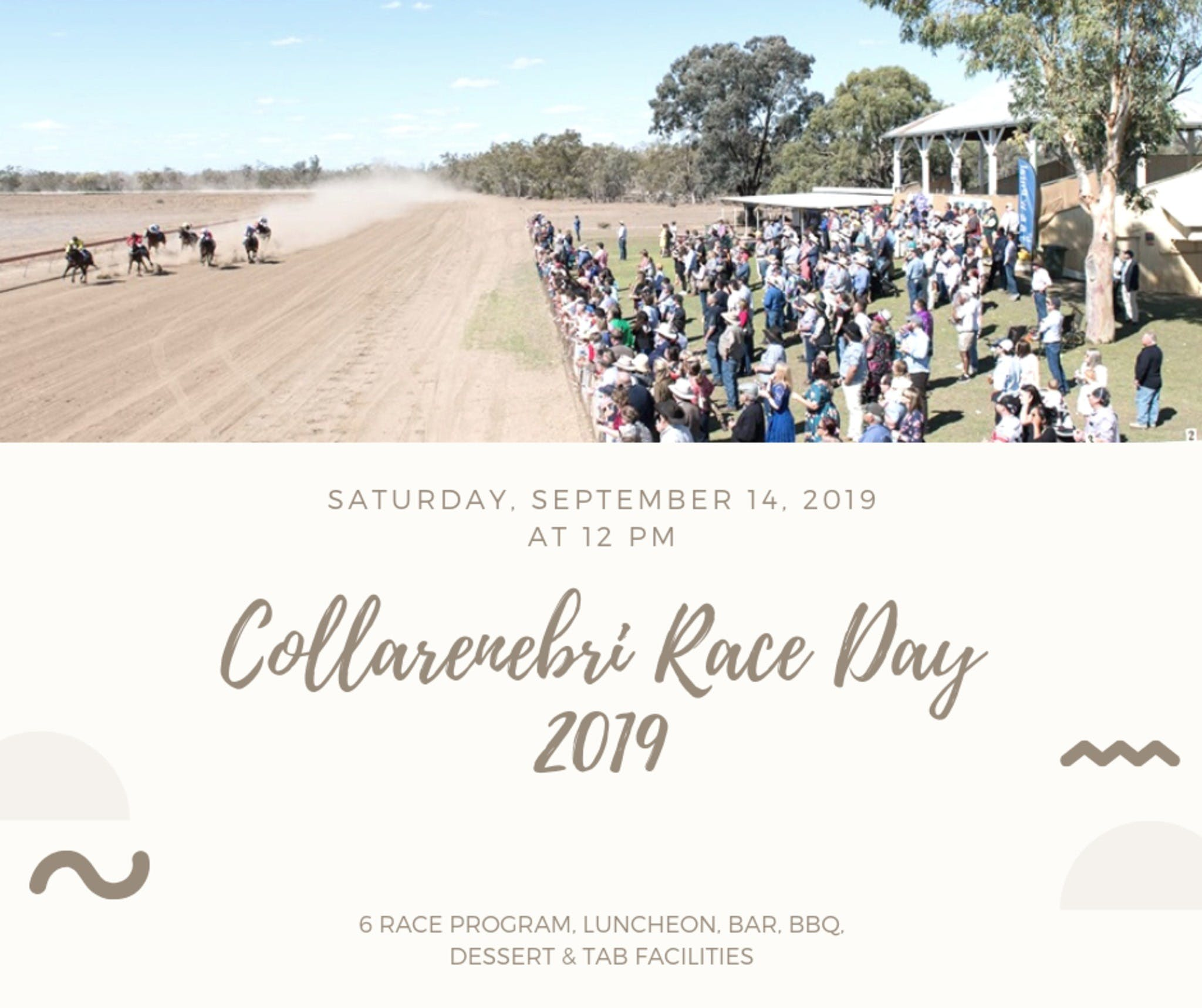 Collarenebri Races - Tourism Cairns