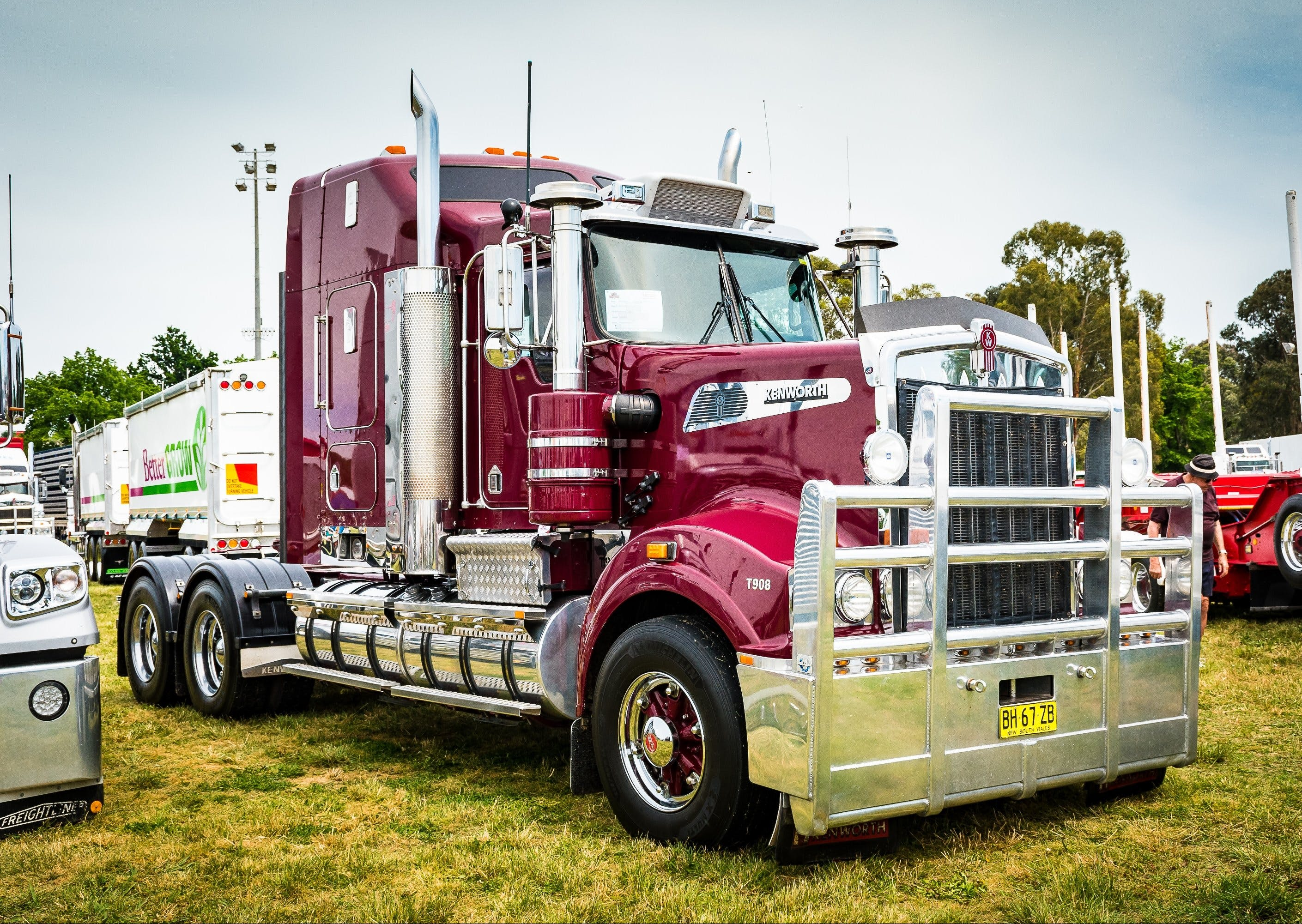 Dane Ballinger Memorial Truck Show - Tourism Cairns