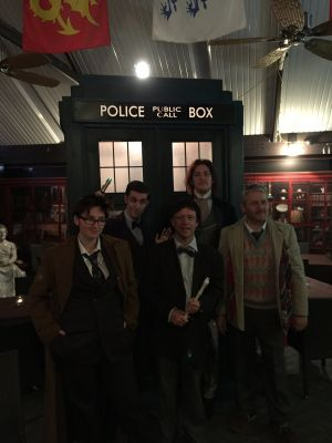 Dr Who Quiz Night - Tourism Cairns