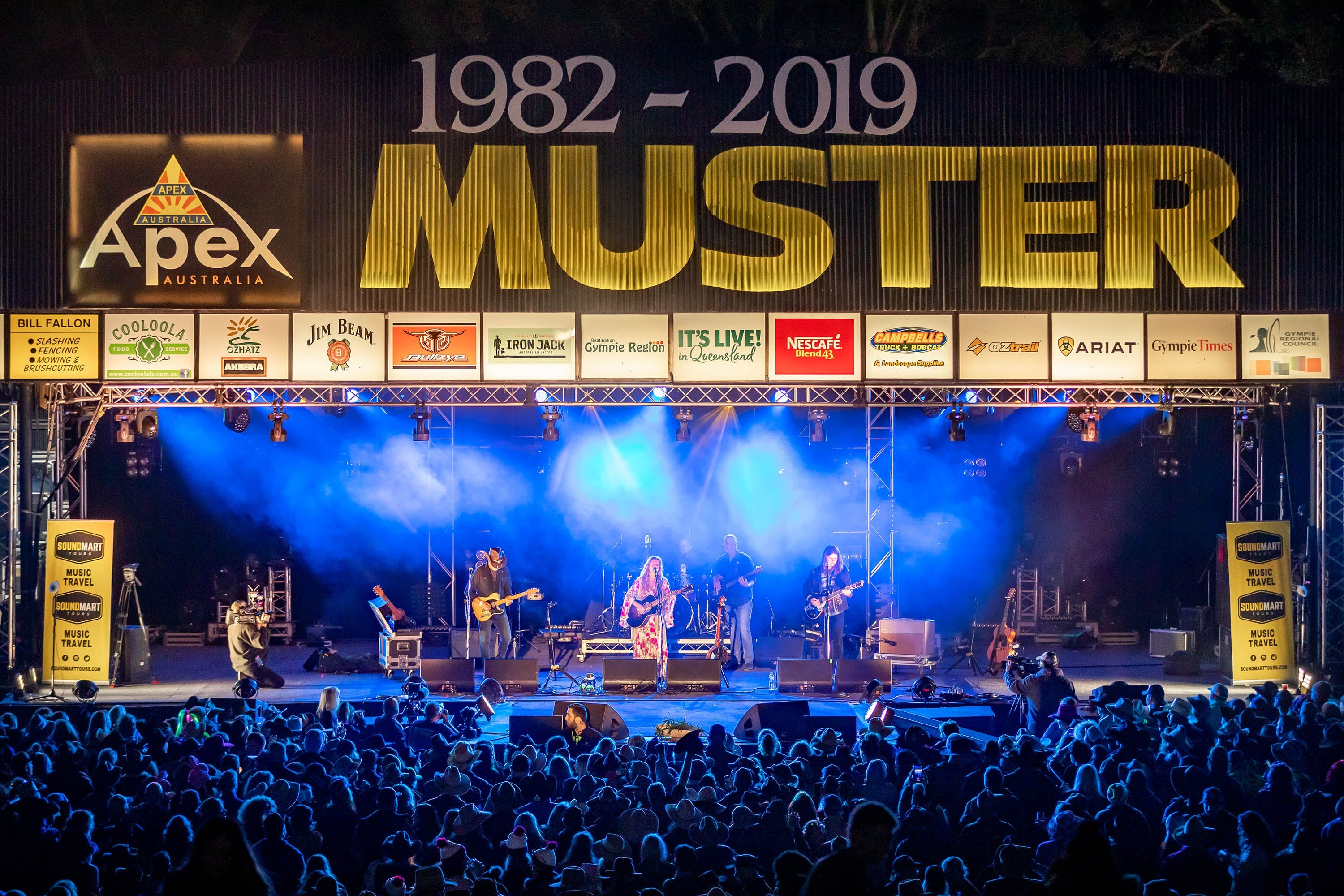 Gympie Music Muster - Tourism Cairns