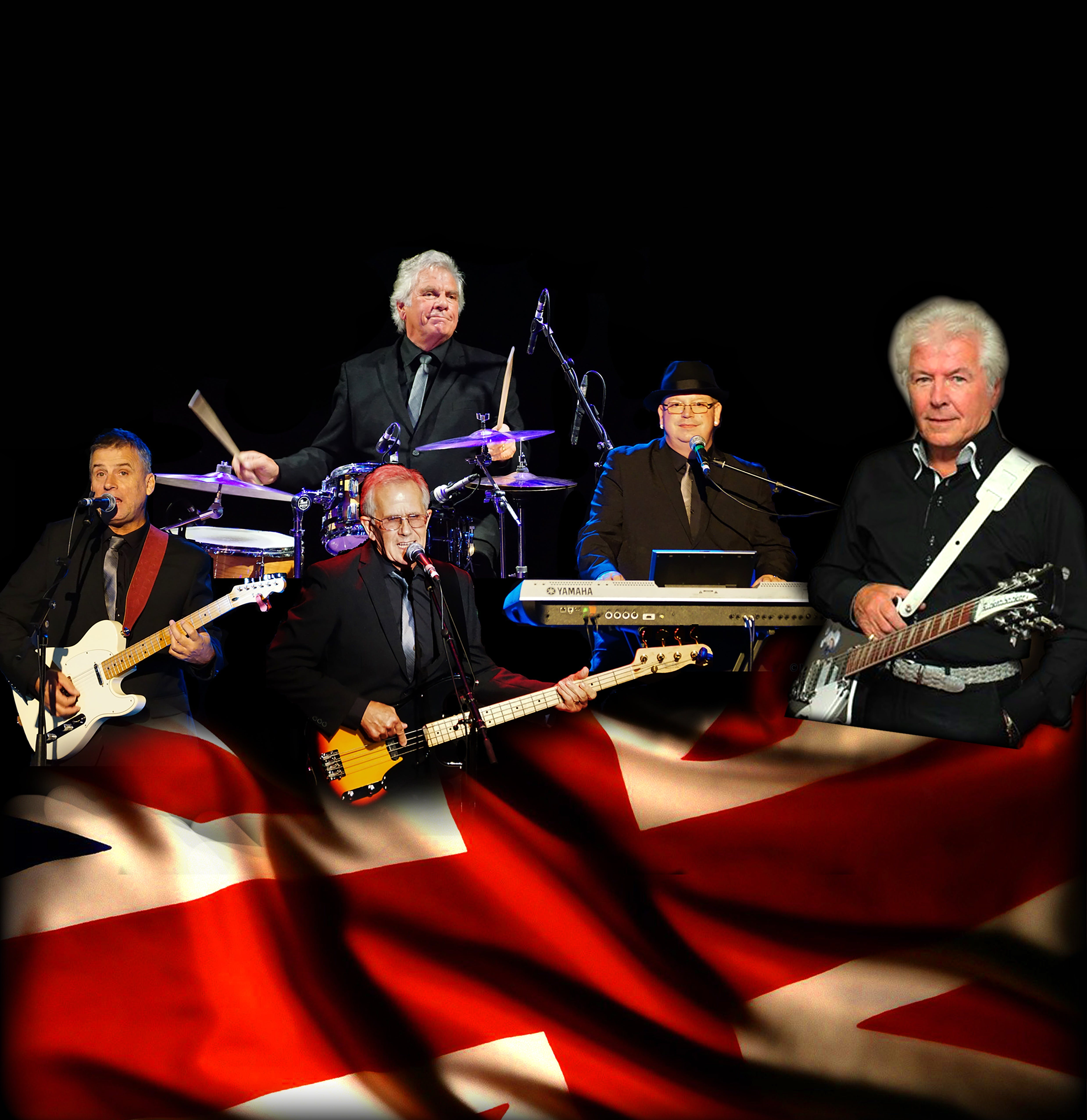Herman's Hermits with Special Guest Mike Pender - The Six O'Clock Hop - Tourism Cairns