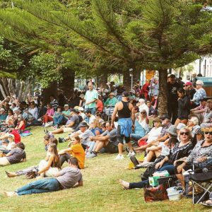 Music in the Park - Tourism Cairns