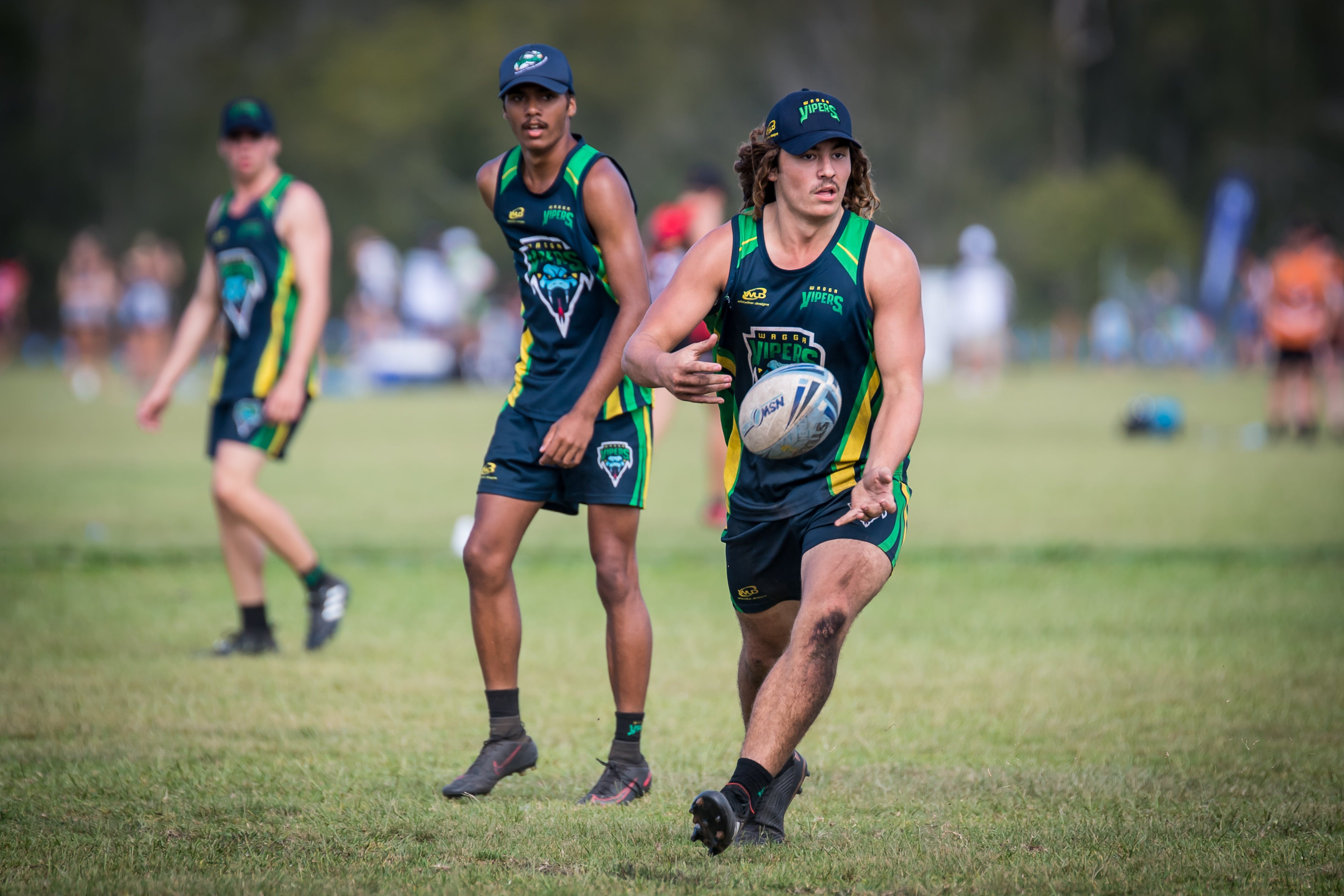 NSW Touch Junior State Cup Southern Conference - Tourism Cairns