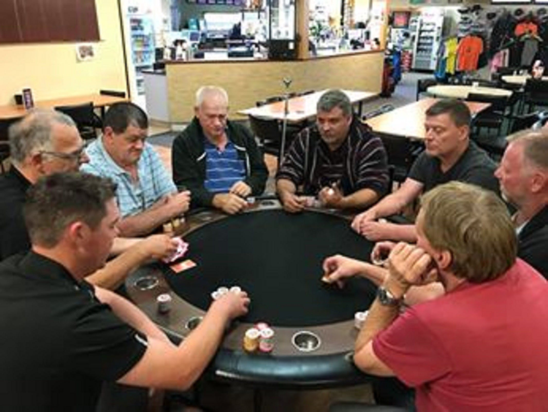 Numurkah Golf and Bowls Club - Poker Wednesday - Tourism Cairns