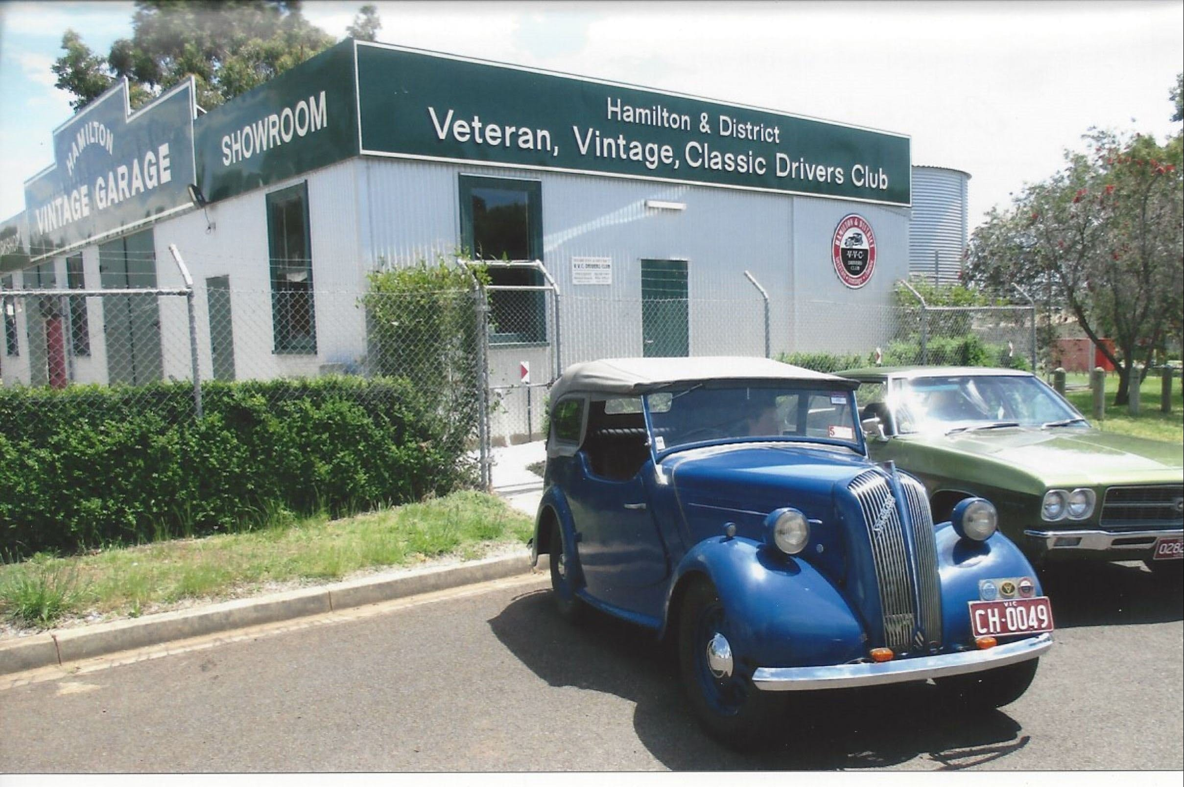 Queens Birthday Veteran Vintage and Classic Car Rally - Tourism Cairns