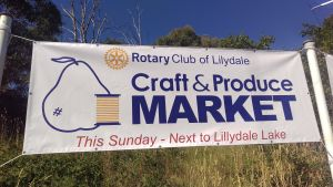 Rotary Club of Lilydale Craft and Produce Market - Tourism Cairns