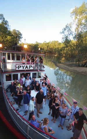 Swan Hill Region Food and Wine Festival Cruise - Tourism Cairns