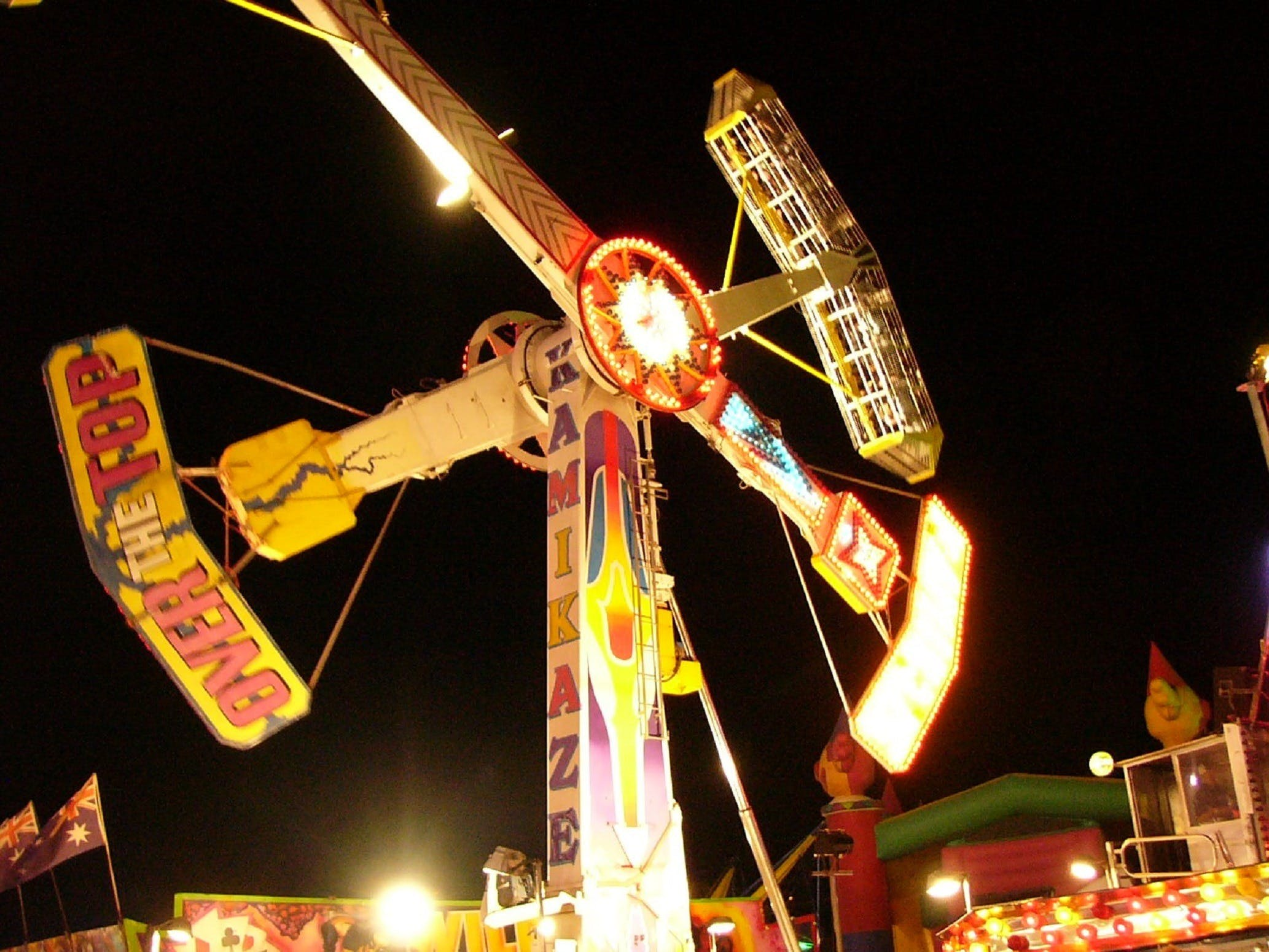 The Broken Hill Silver City Show - Tourism Cairns