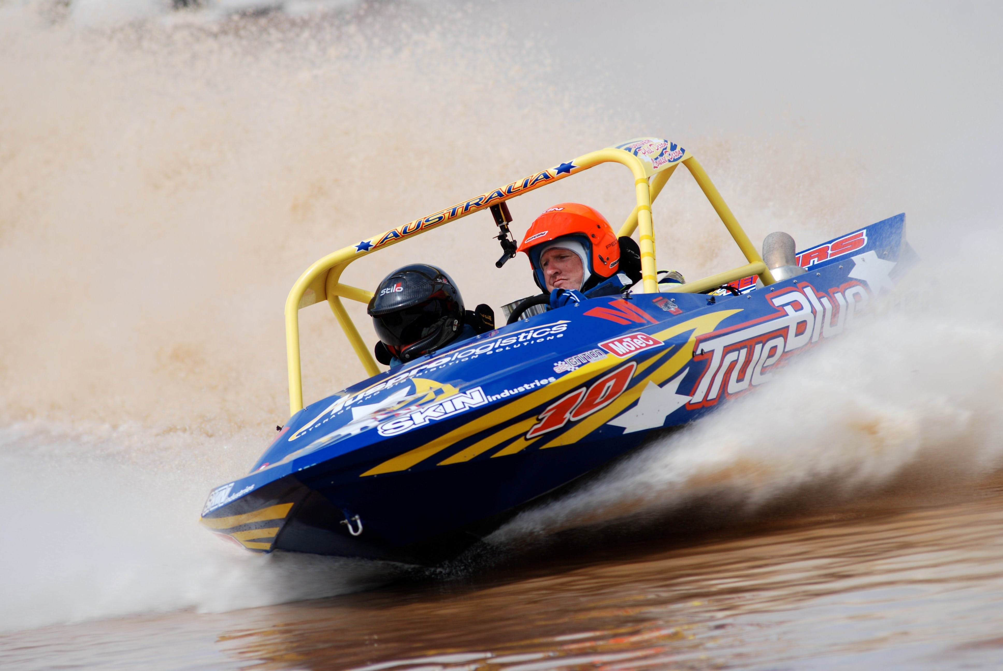 V8 Superboats - Tourism Cairns
