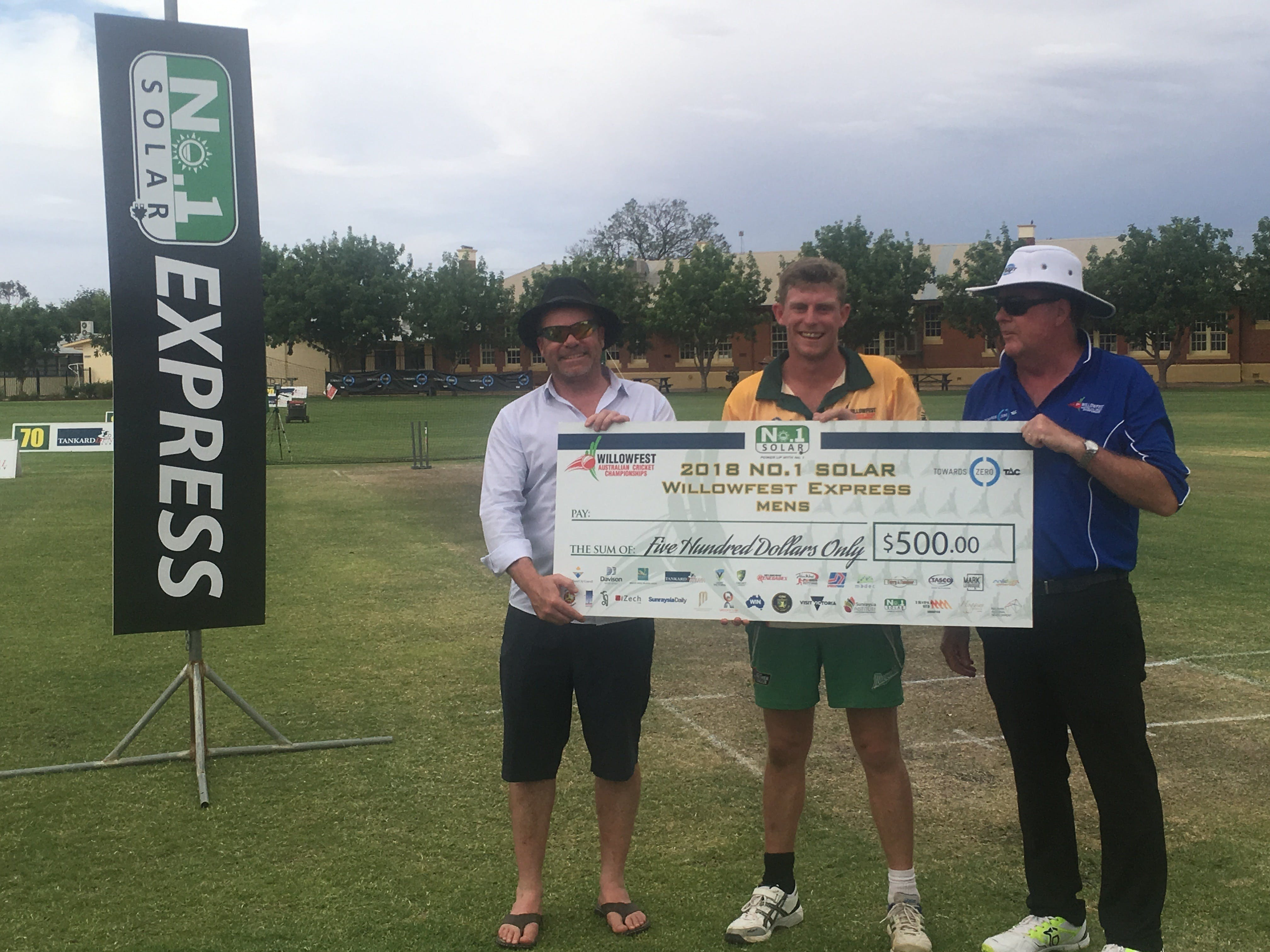 Willowfest Australian Cricket Championships Presentation Dinner - Tourism Cairns