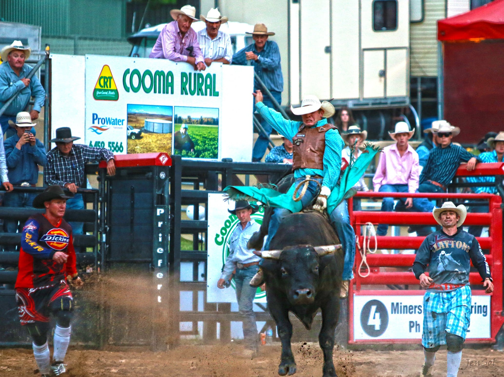 AgriWest Cooma Rodeo - Tourism Cairns