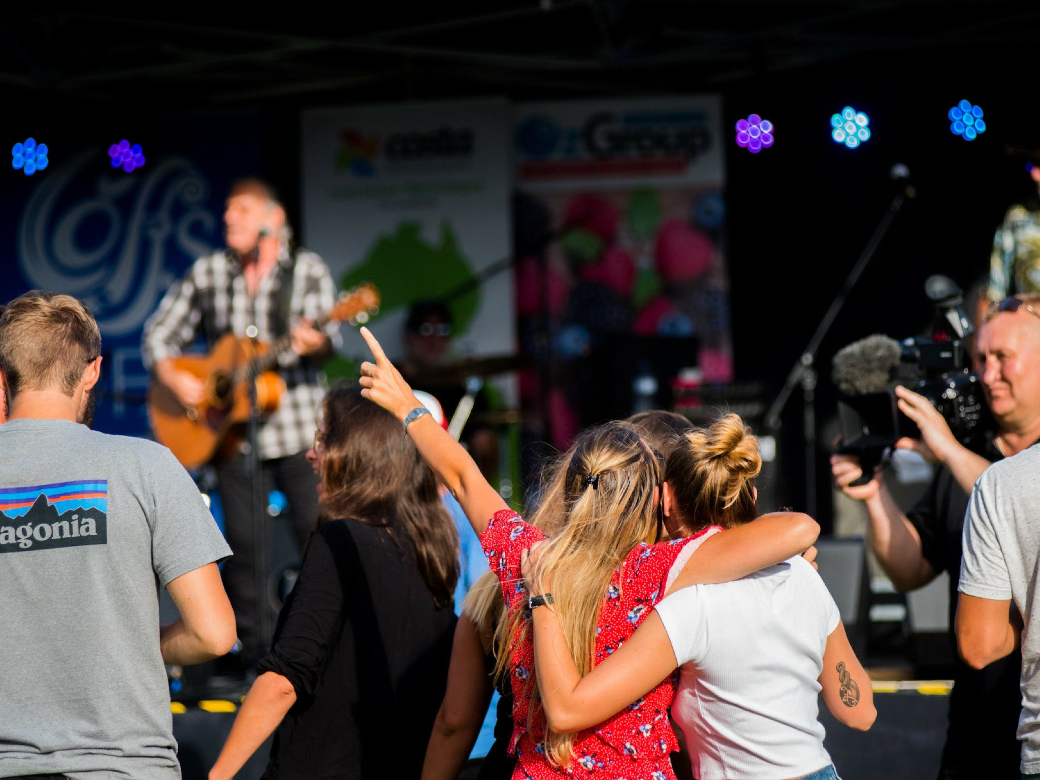 Blues and Berries Festival - Tourism Cairns