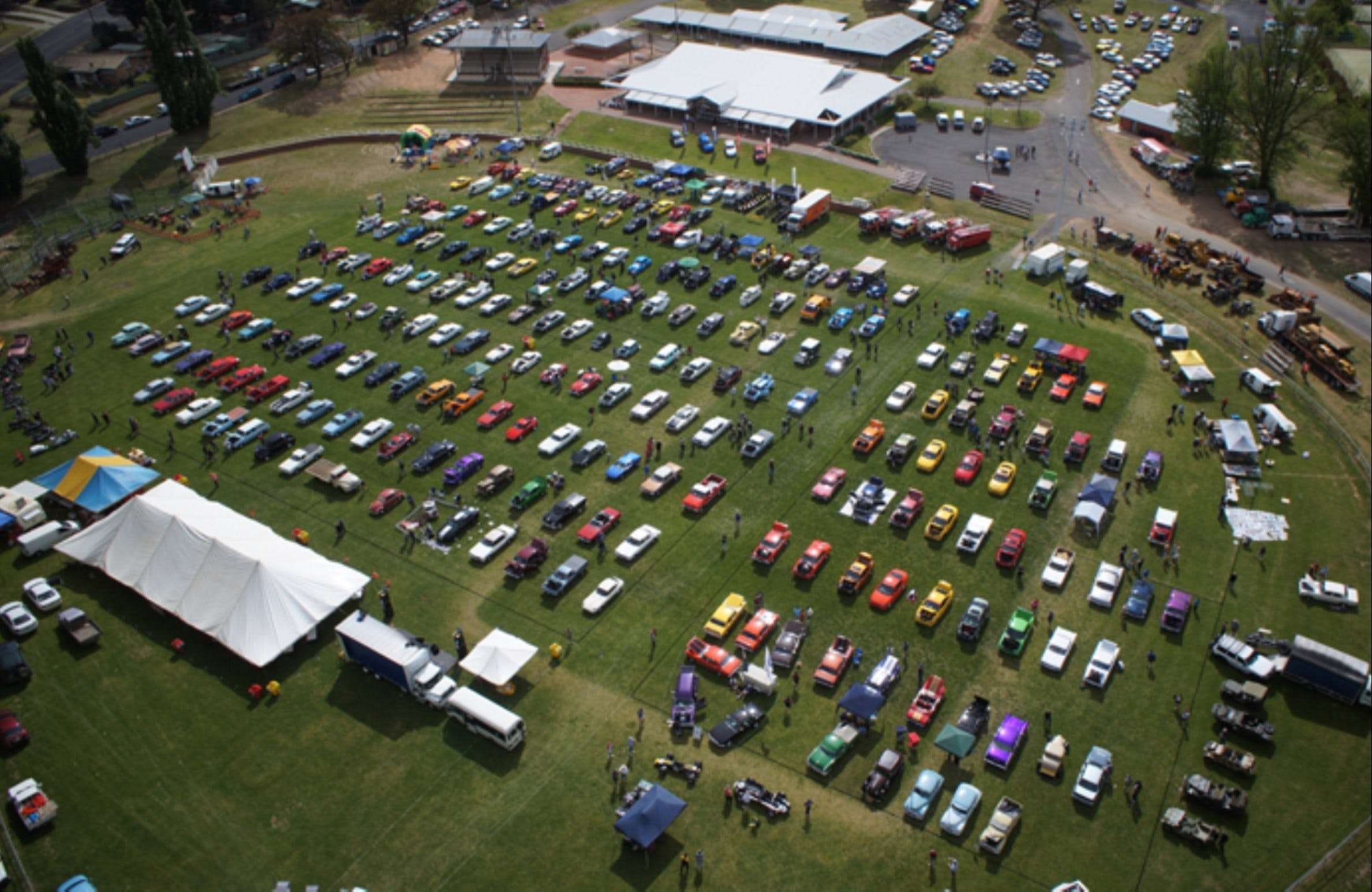 Cooma Motorfest - Tourism Cairns