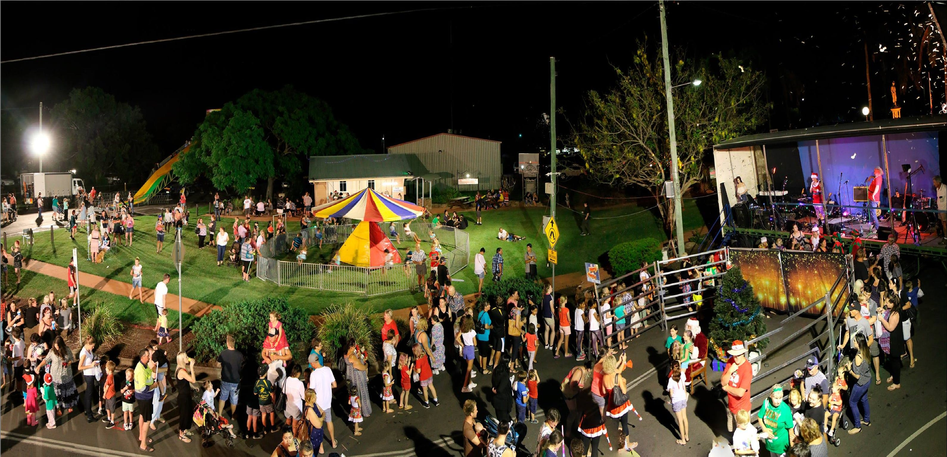Forest Hill Christmas Festival - Tourism Cairns