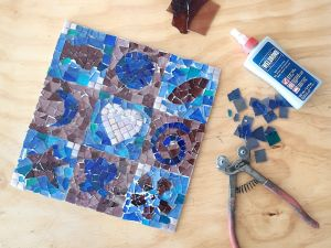 Intro to Mosaics Weekend with Leadlight By Ettore - Tourism Cairns