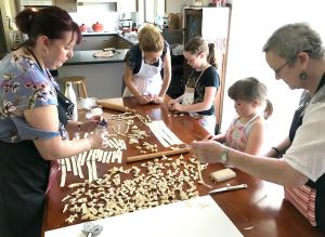 Kids Pasta Making Class - hands on fun at your house - Tourism Cairns