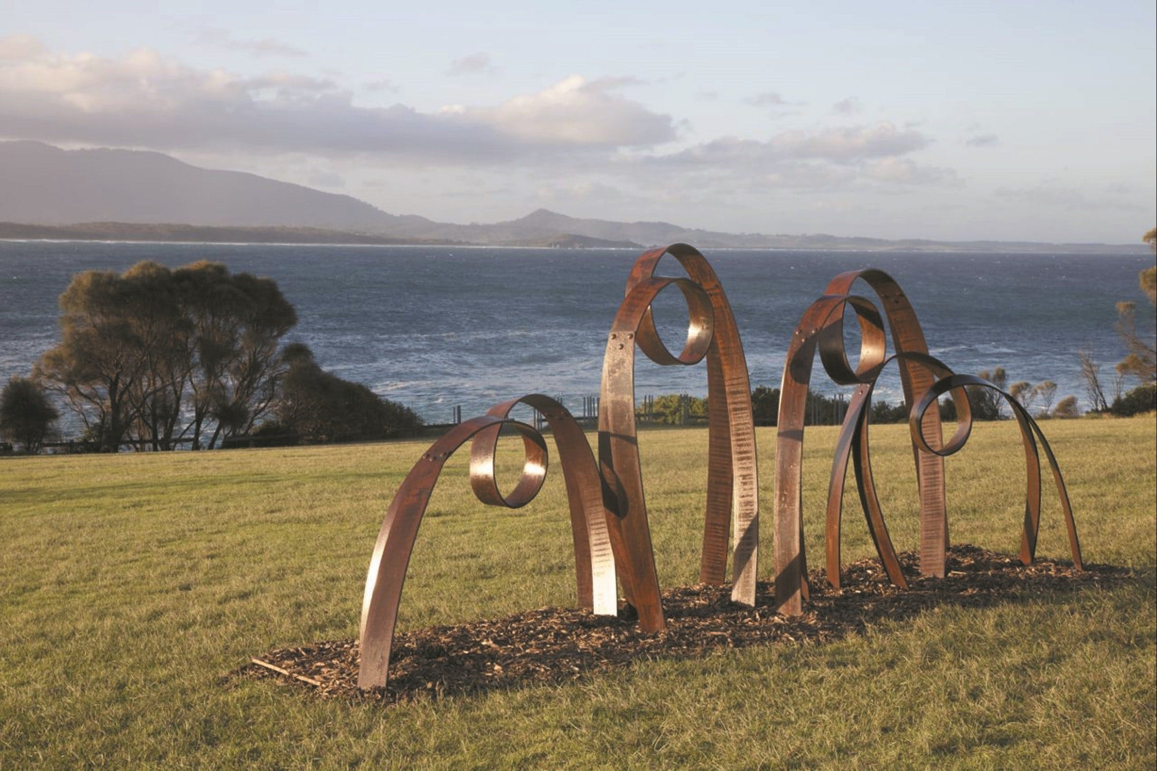 Sculpture Bermagui - Tourism Cairns