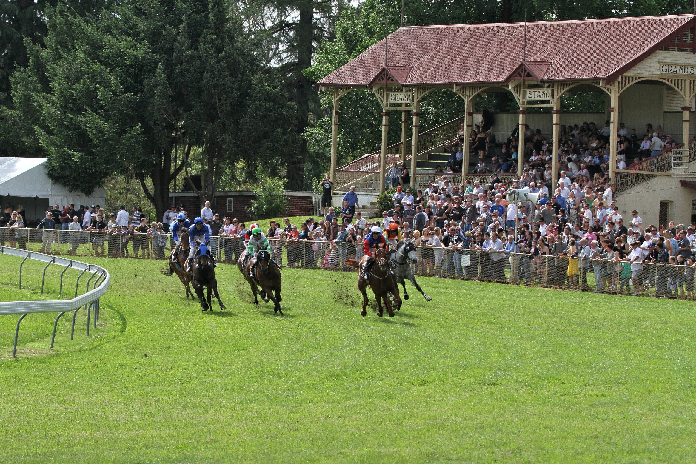 Tumut Boxing Day Races - Tourism Cairns