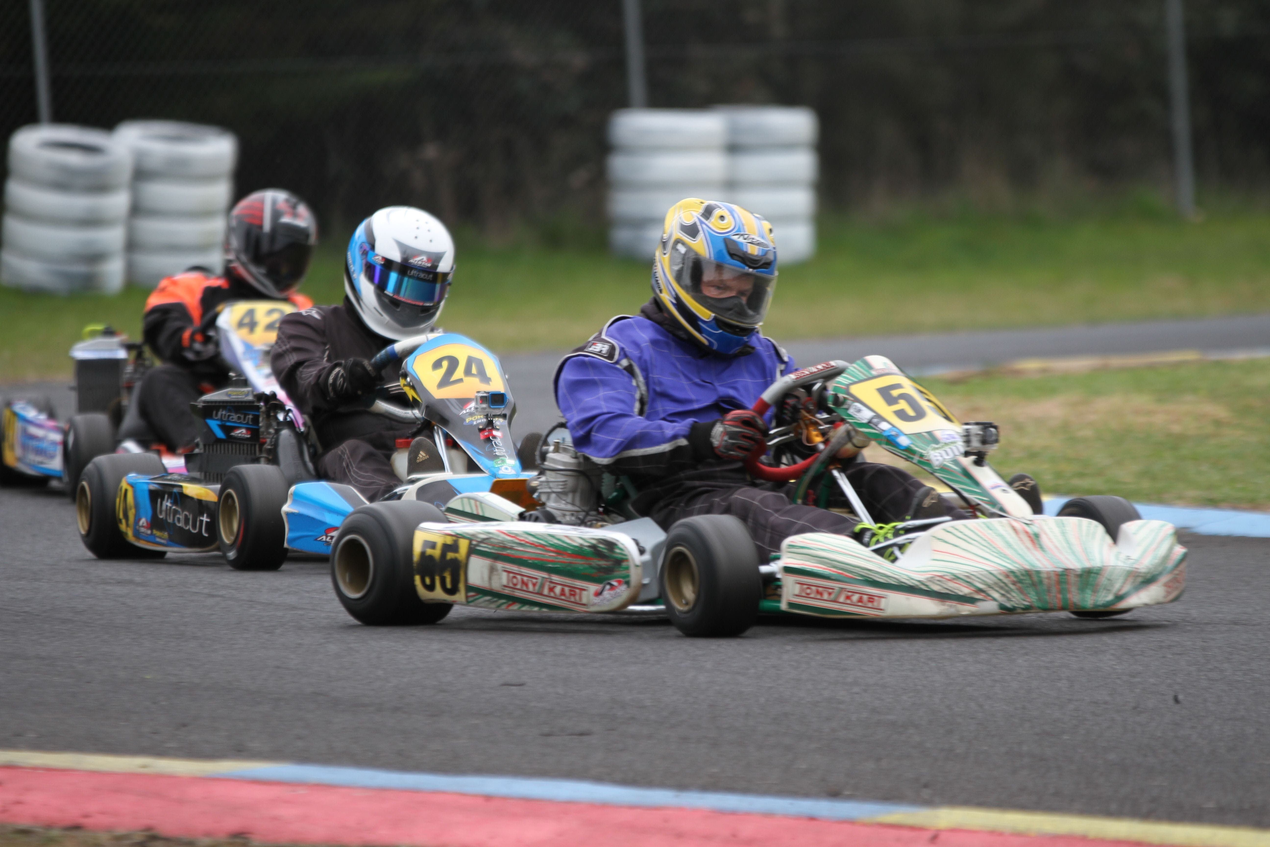 Victorian Country Series Handbury Karting Titles - Tourism Cairns