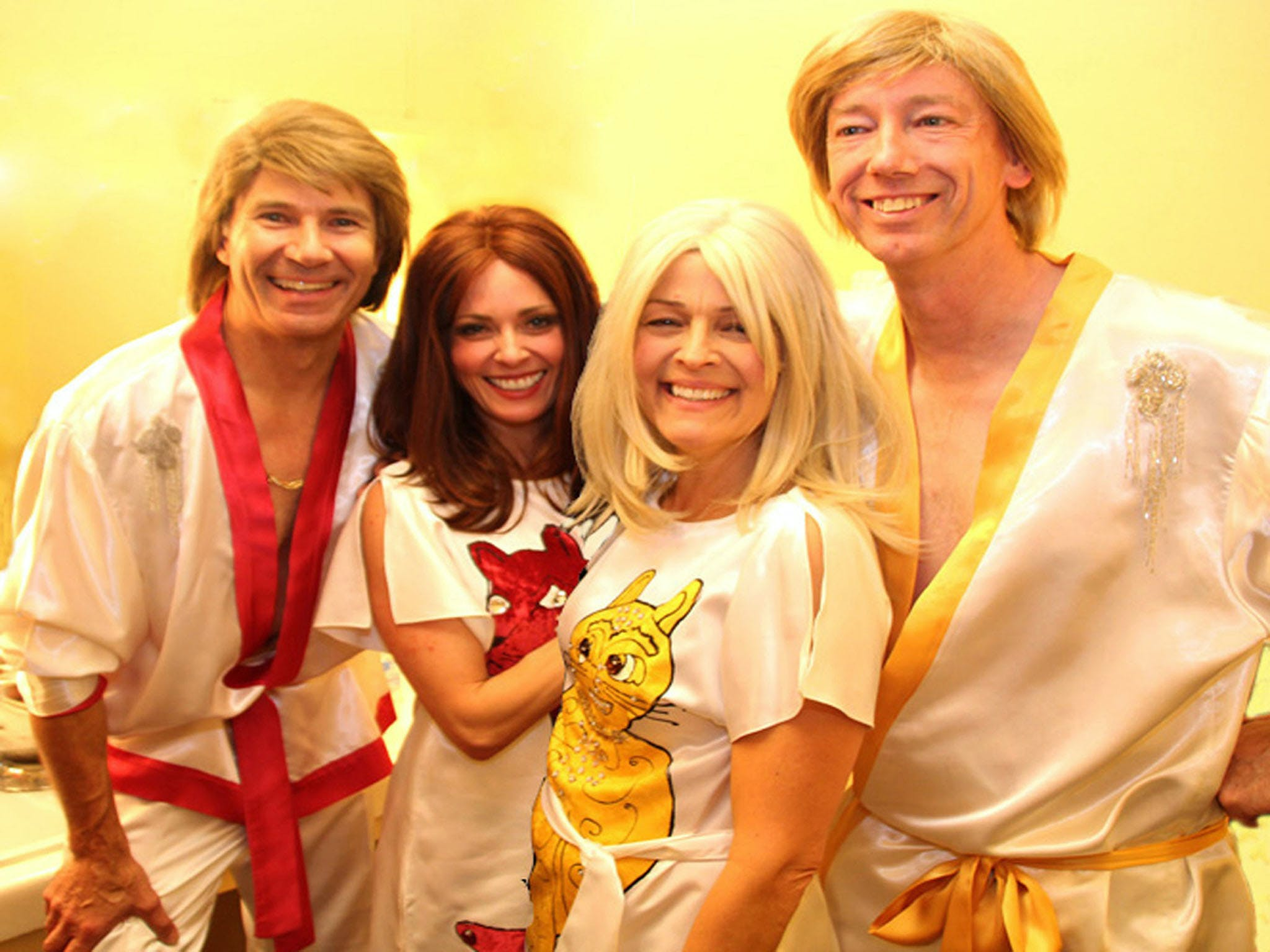 ABBA Gold Tribute Show - Tourism Cairns