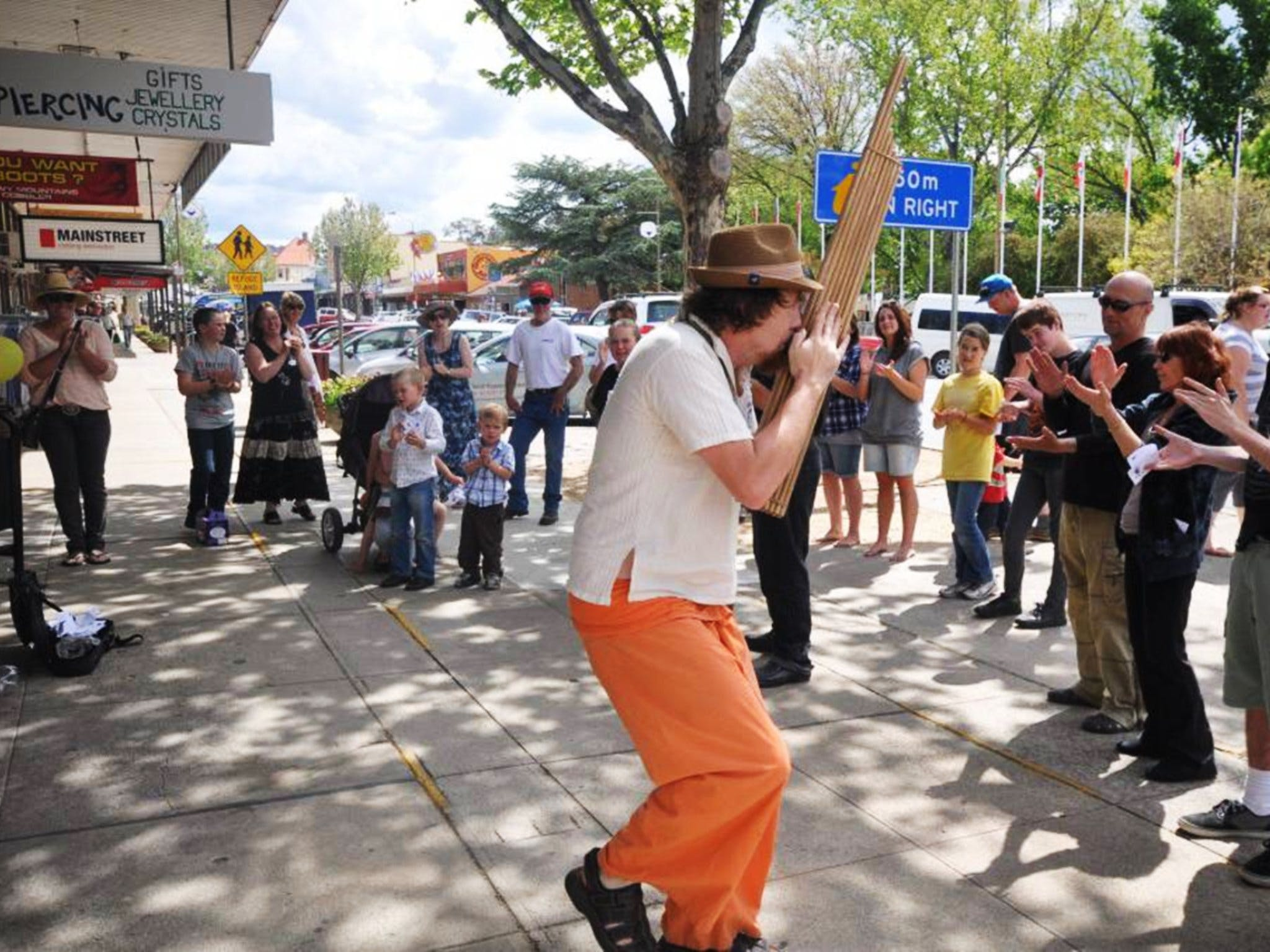 Australian National Busking Championships - Tourism Cairns
