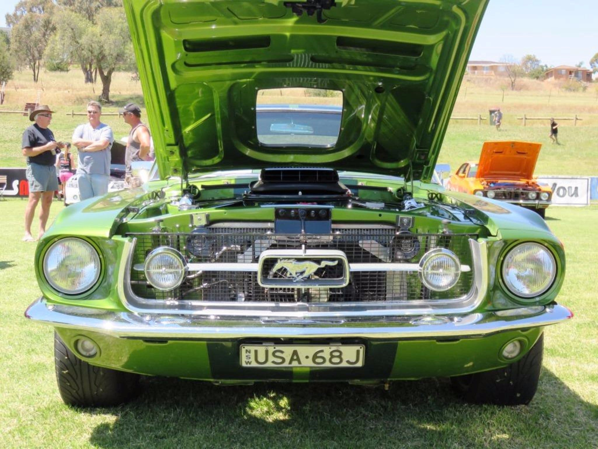 Central West Car Club Charity Show and Shine - Tourism Cairns
