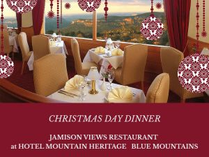 Christmas Day Dinner Hotel Mountain Heritage - Tourism Cairns