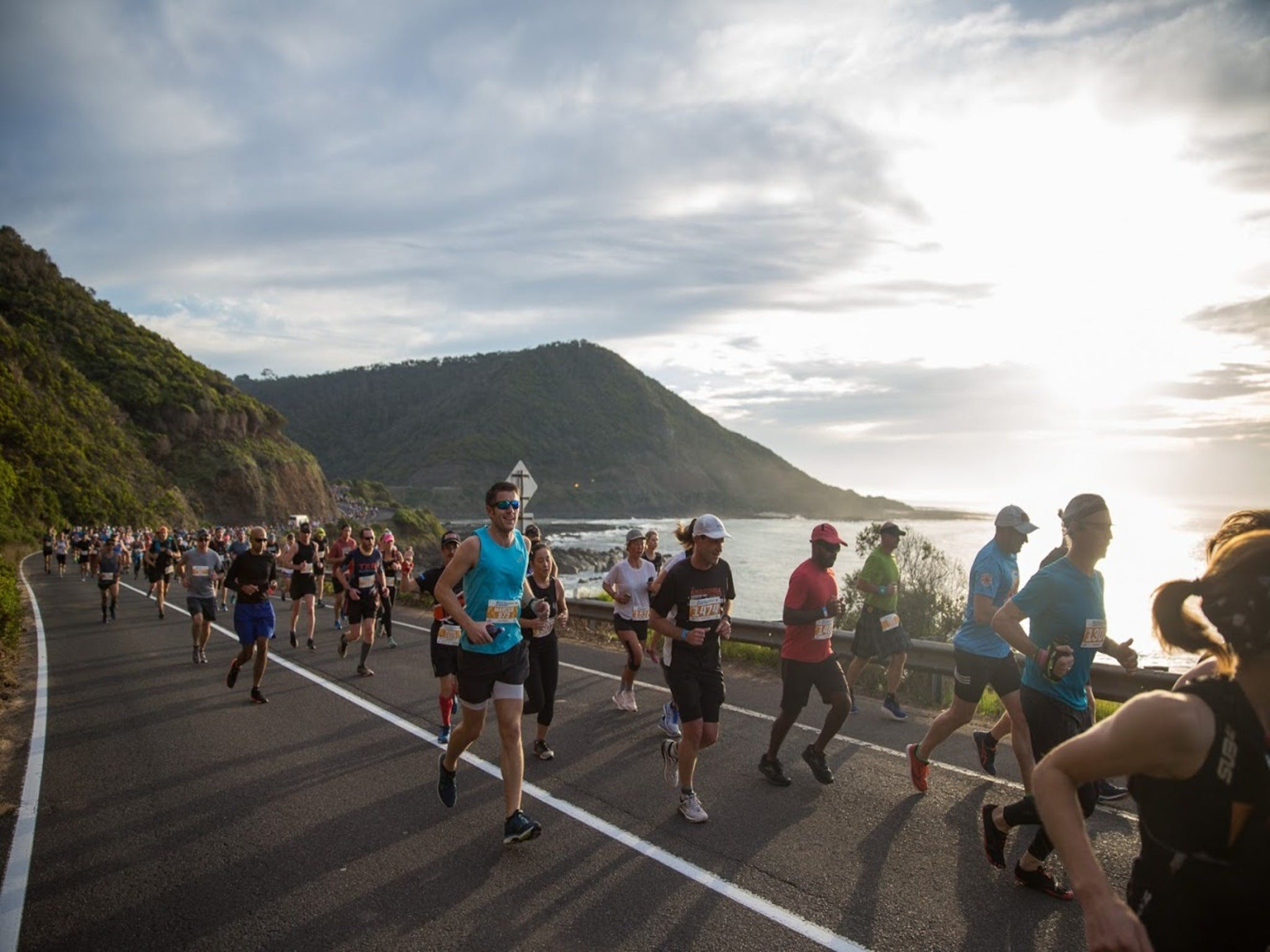 Great Ocean Road Running Festival - Tourism Cairns