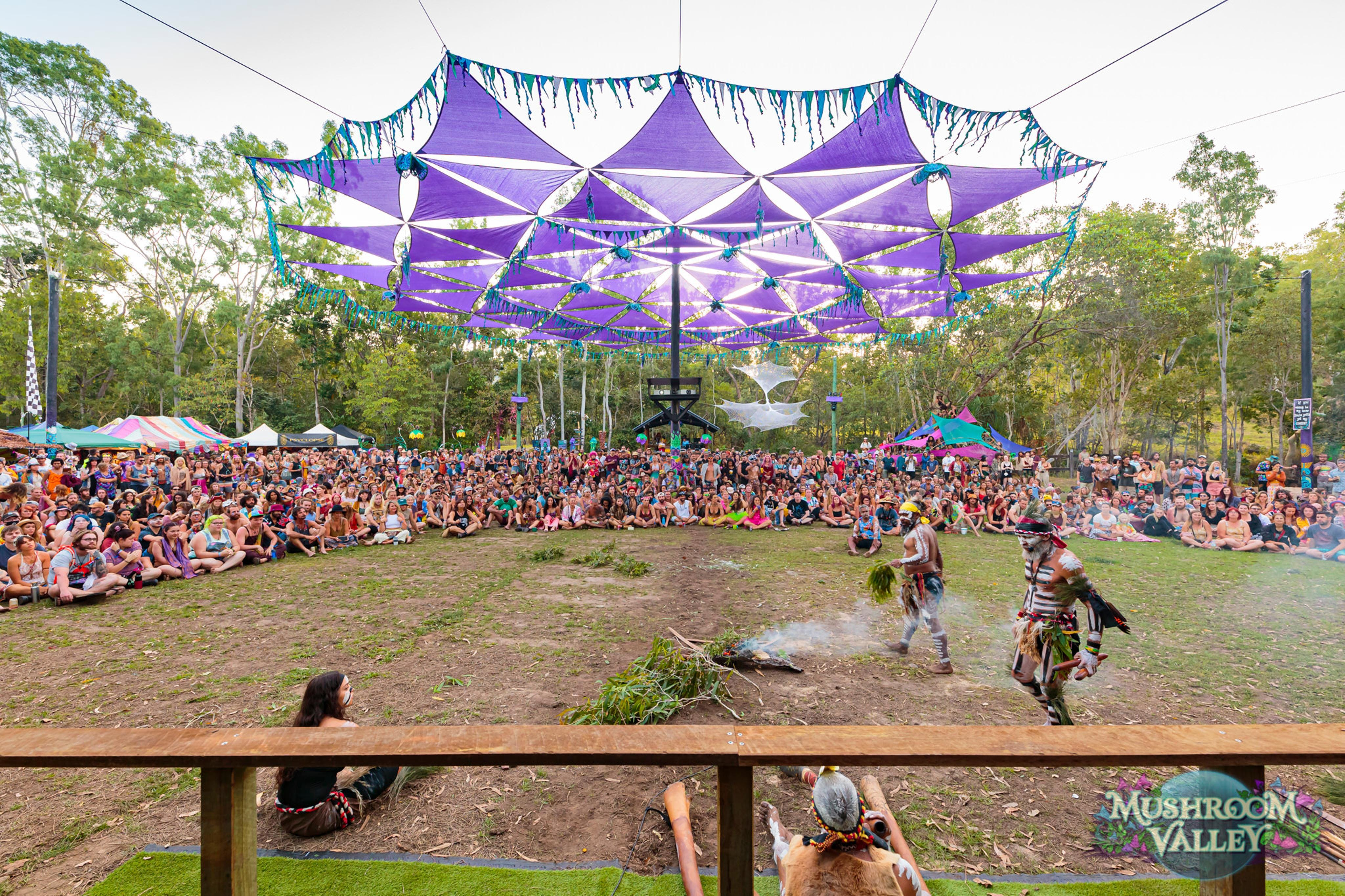 Mushroom Valley Festival - Tourism Cairns
