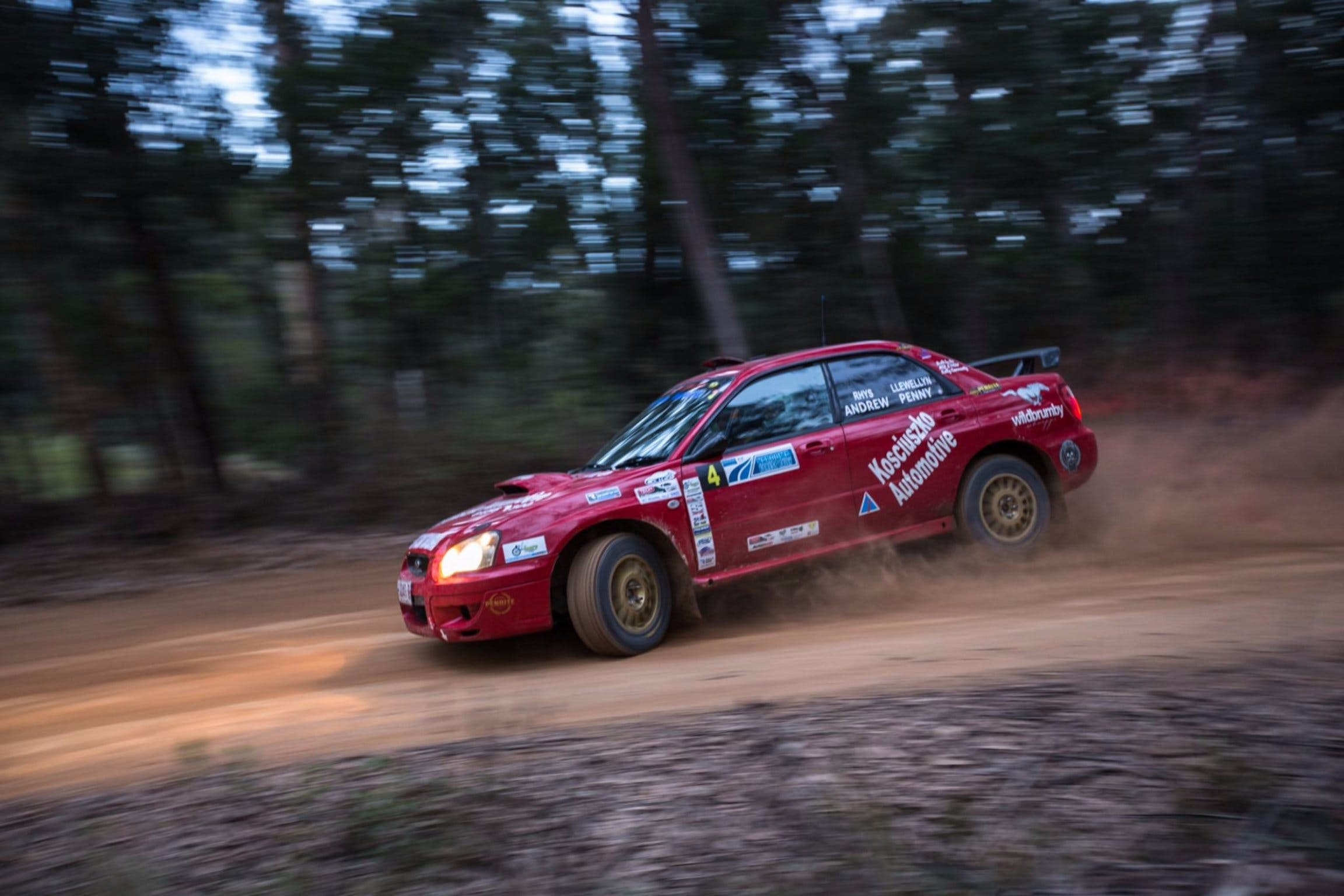 Narooma Forest Rally - Tourism Cairns
