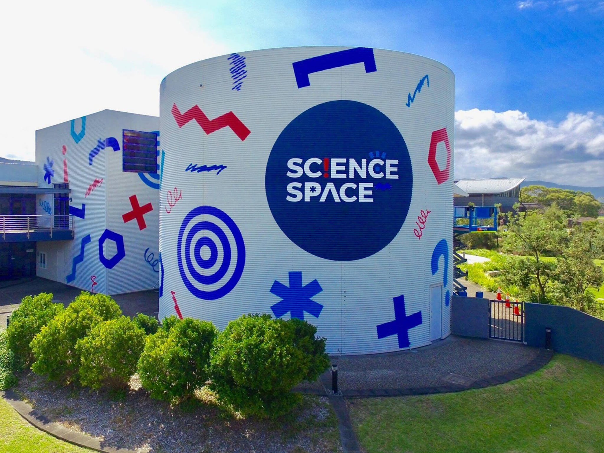 Science Space Grand Reopening Celebration - Tourism Cairns
