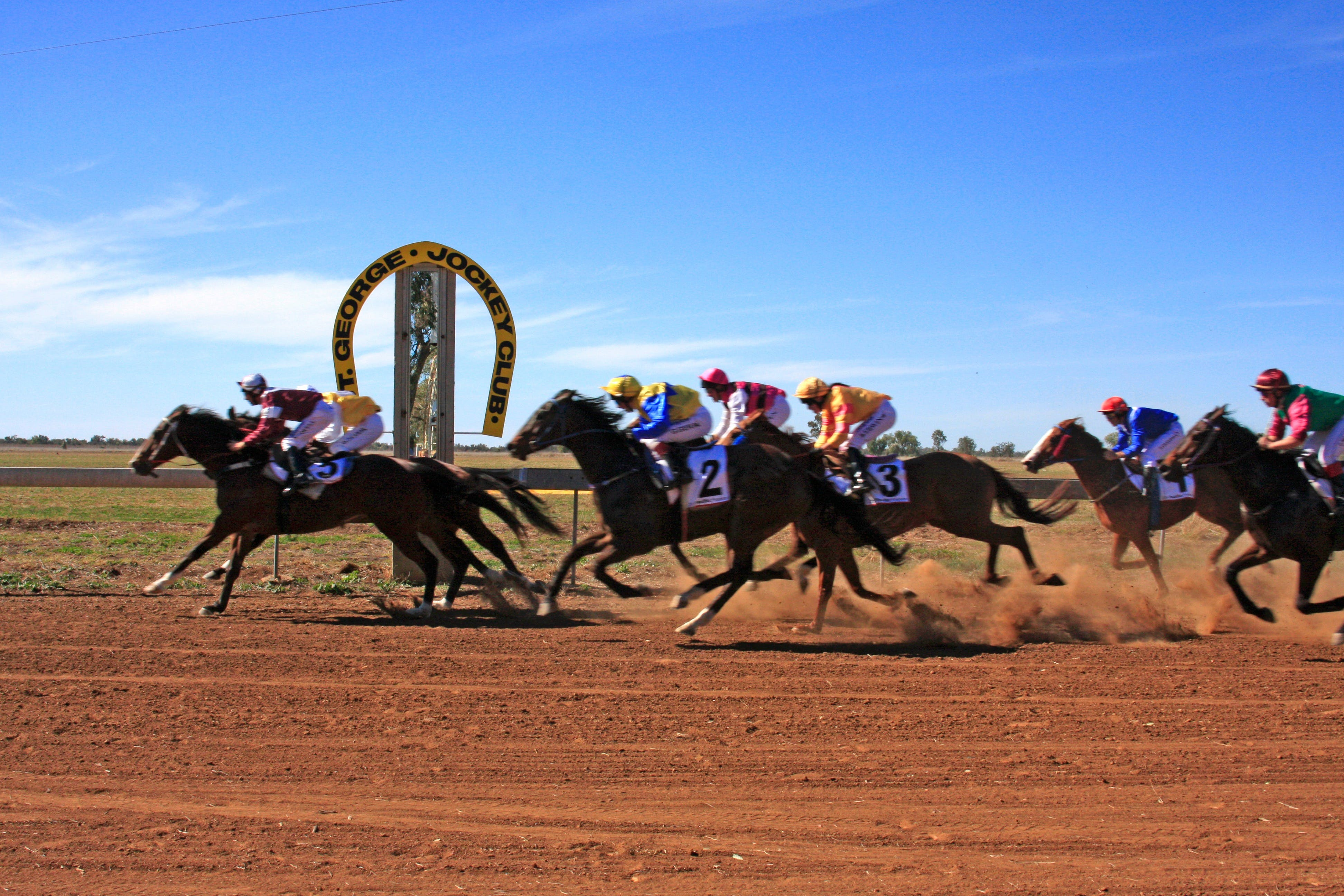 St George Cup Race - Tourism Cairns