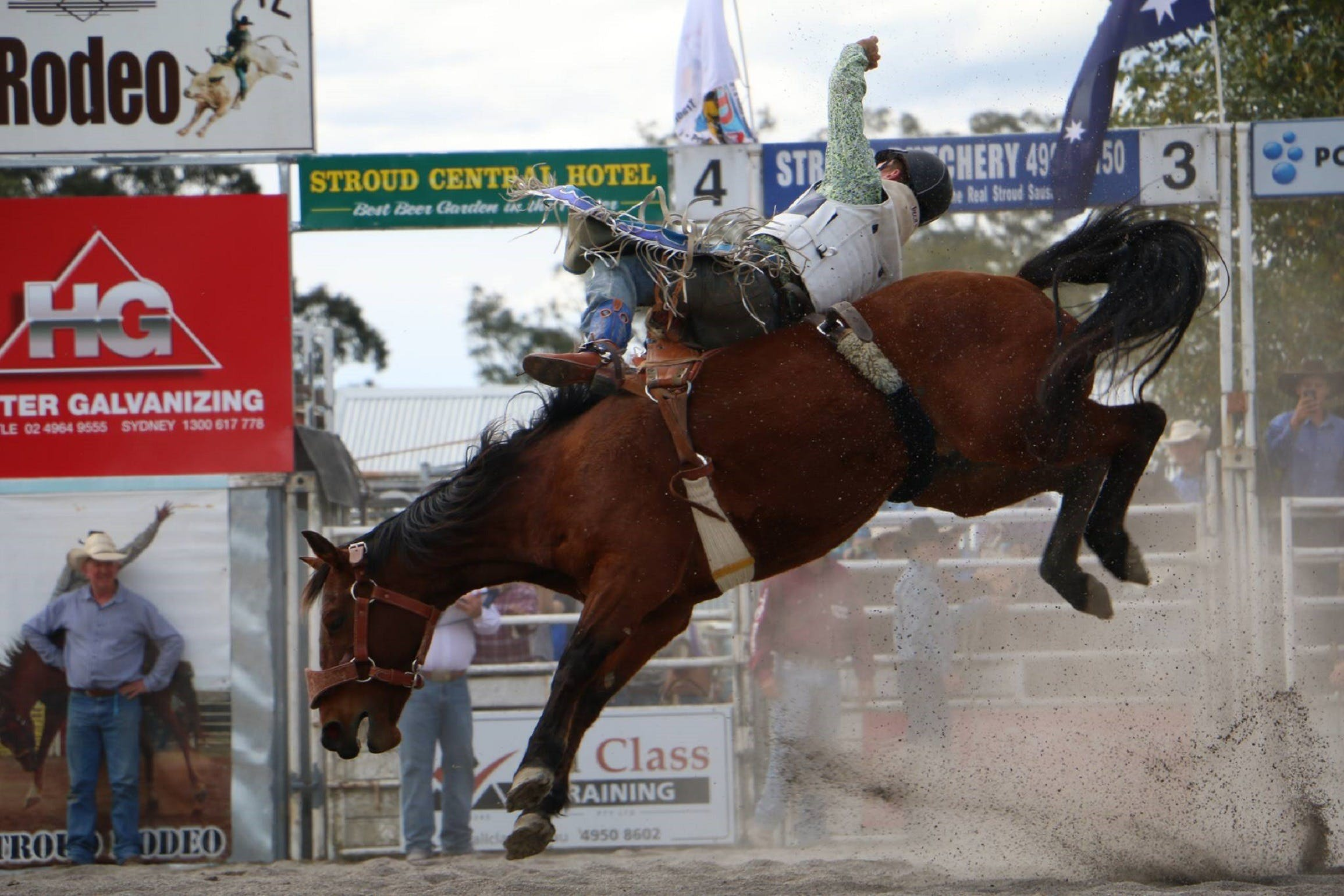 Stroud Rodeo and Campdraft - Tourism Cairns