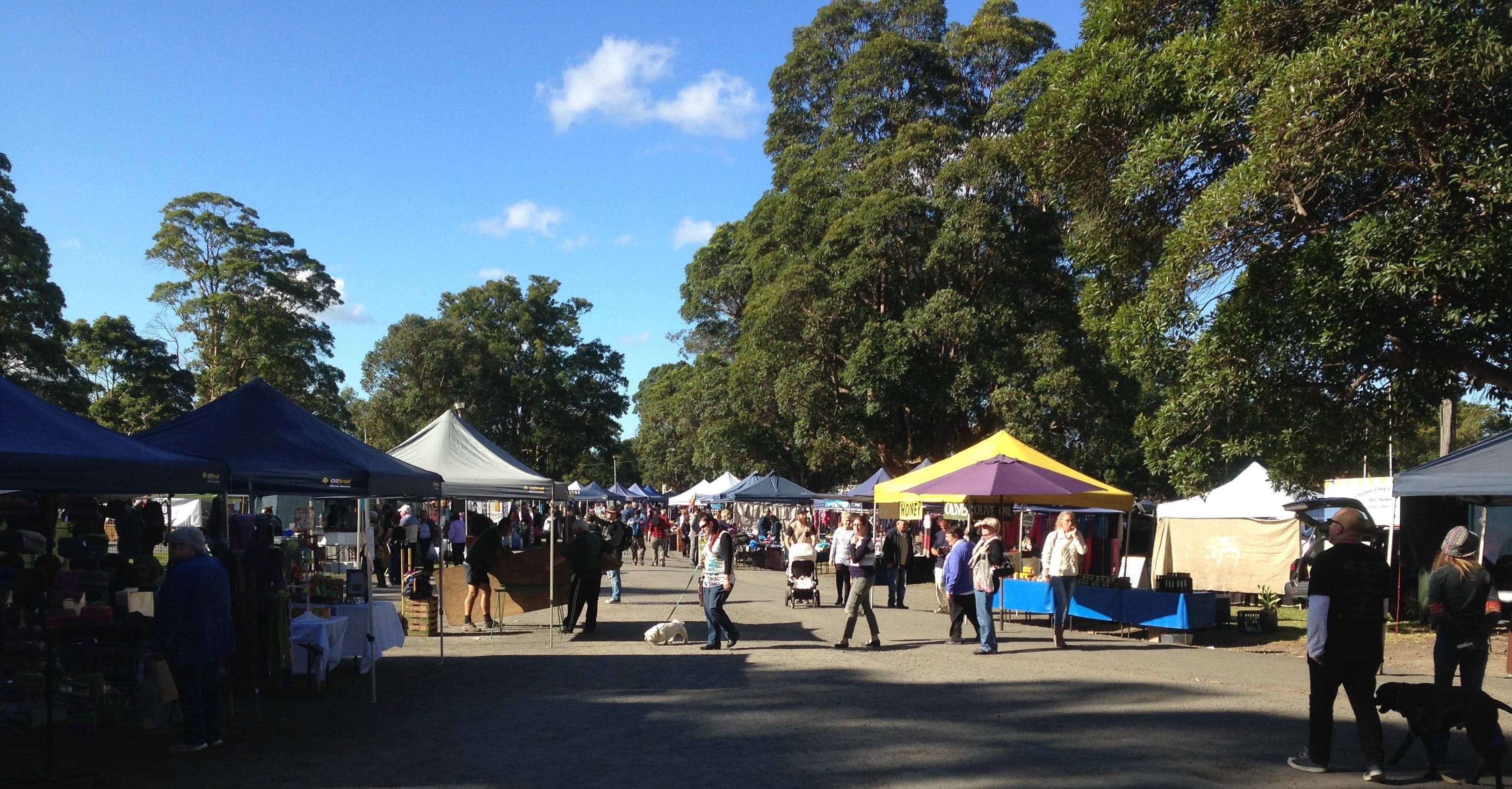 The Berry Markets - Tourism Cairns