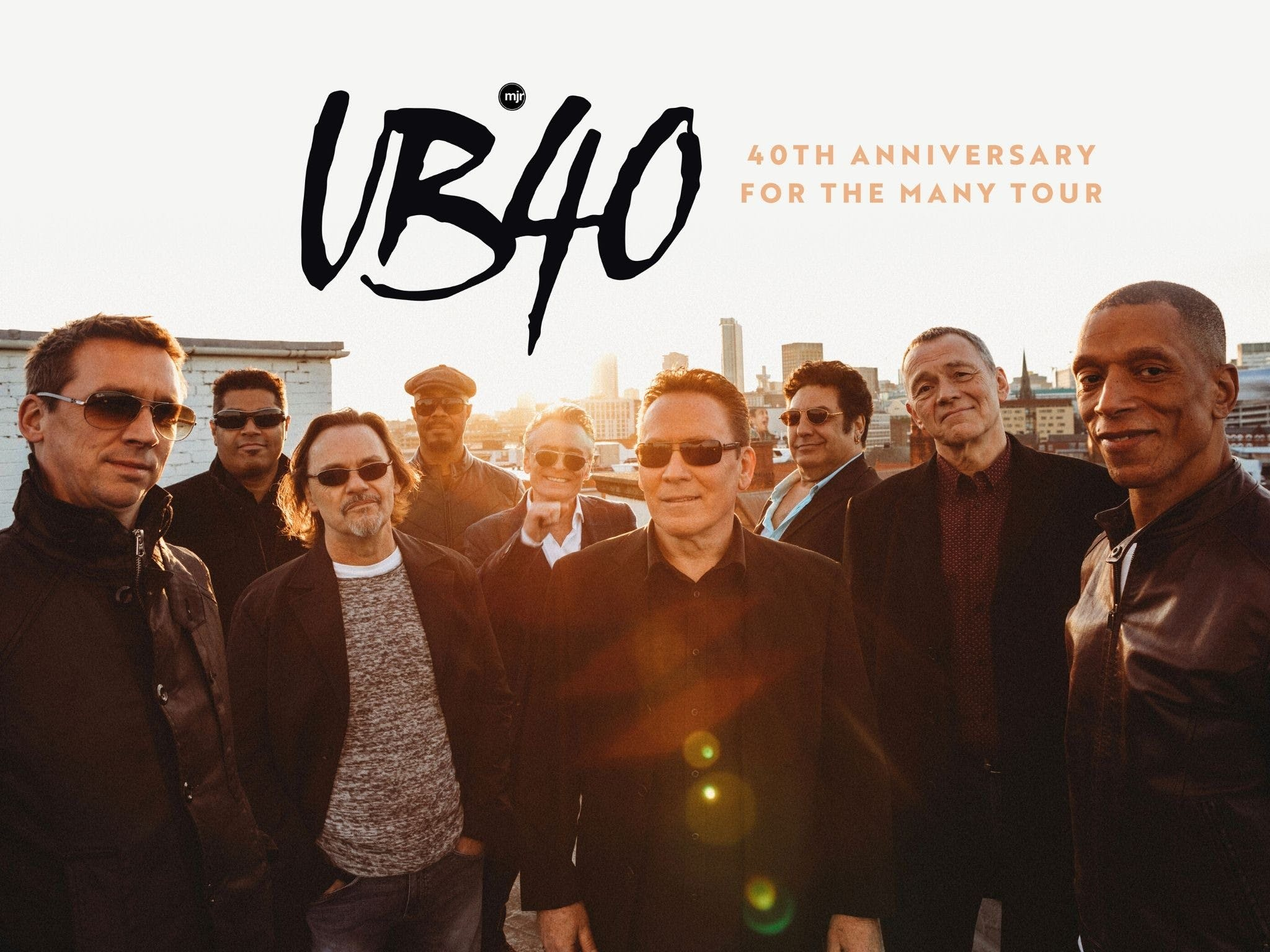 UB40 40th Anniversary Tour - Tourism Cairns