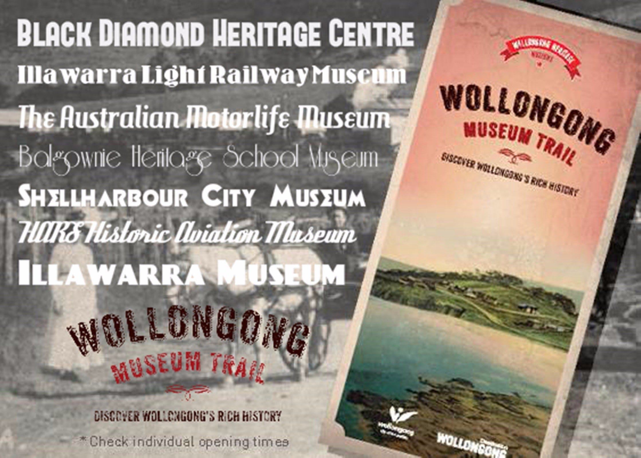 Wollongong Museum Trail - Tourism Cairns