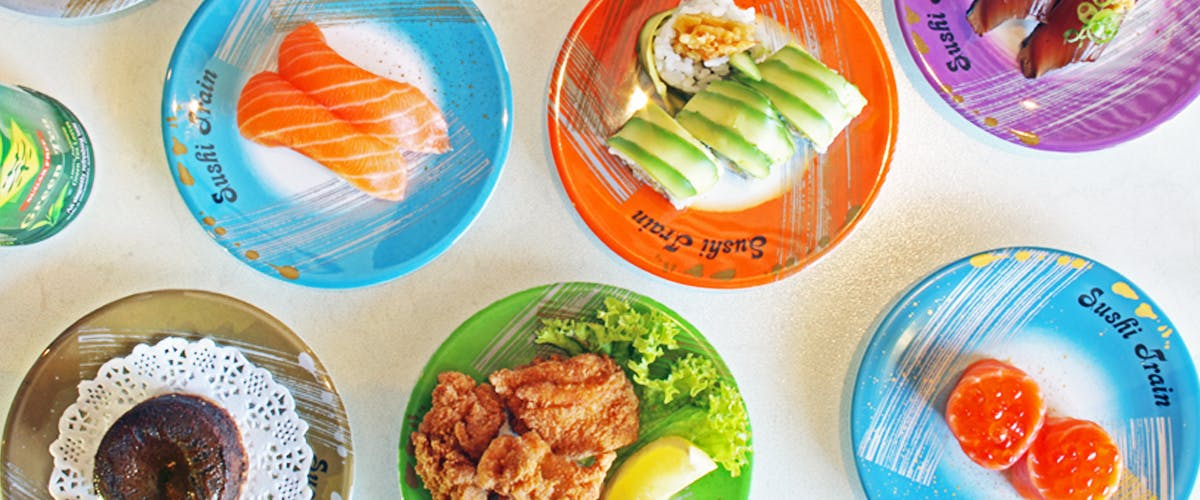 Sushi Train - Cairns - Tourism Cairns