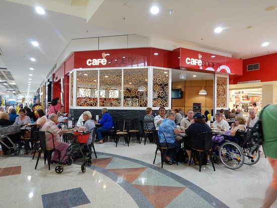 Cafe Society - Tourism Cairns