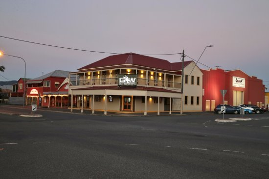 Great Western Hotel - Tourism Cairns
