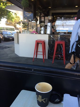 Silk Caffe - Tourism Cairns