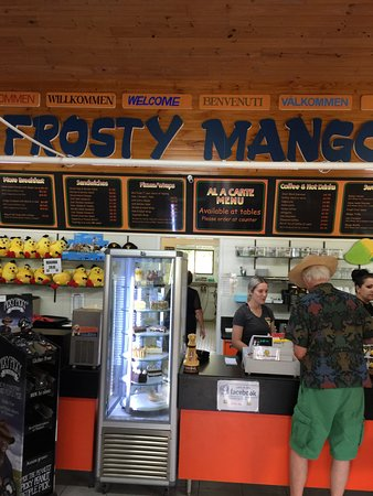 Frosty Mango - Tourism Cairns
