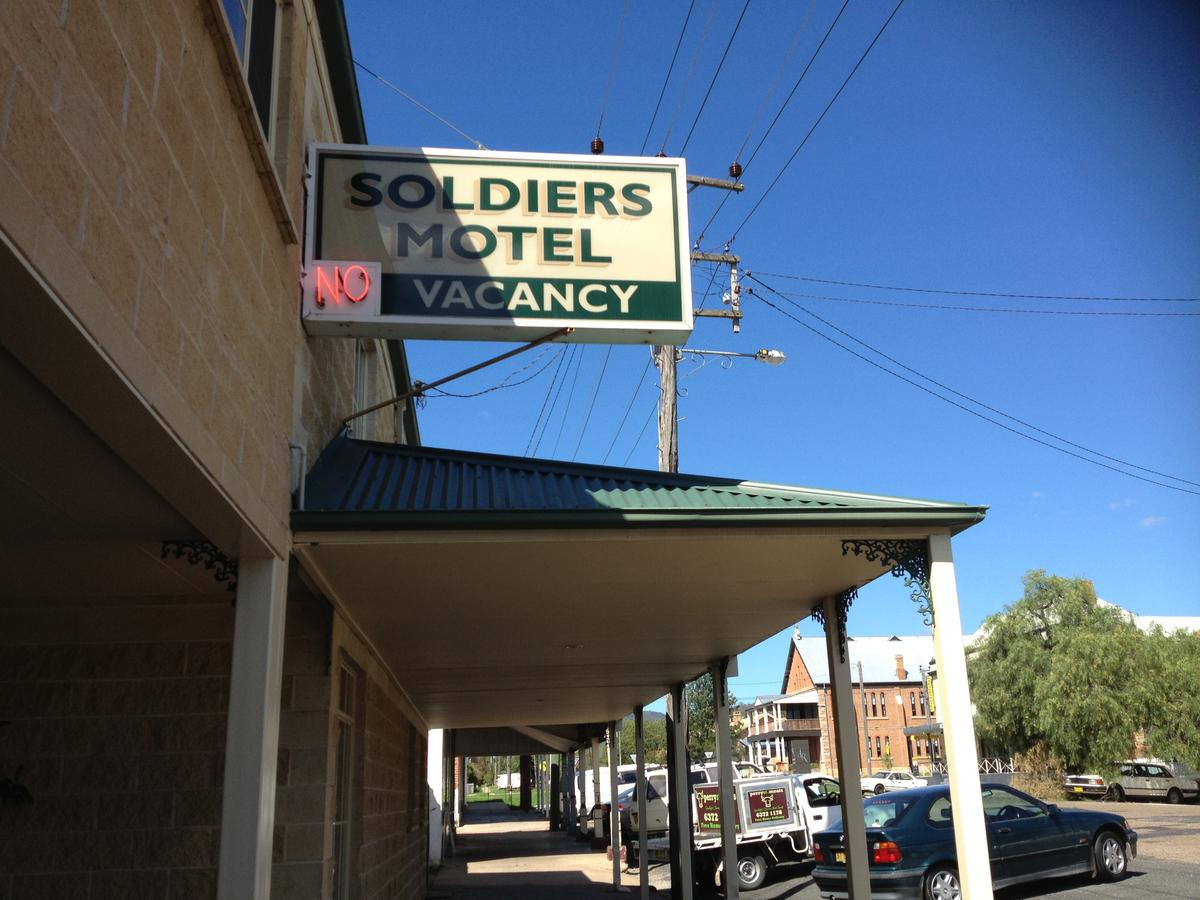 Soldiers Motel - Tourism Cairns