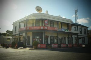 Commercial Hotel Morgan - Tourism Cairns