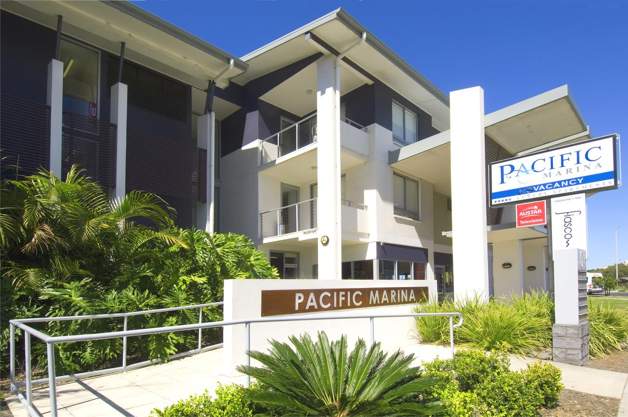 Pacific Marina Apartments - Tourism Cairns