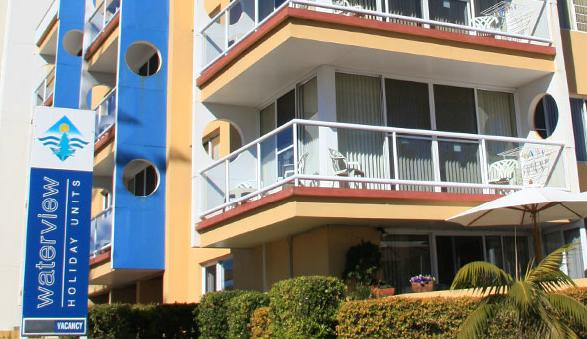 Waterview Apartments - Tourism Cairns